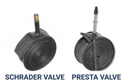 schrader vs presta valve 1