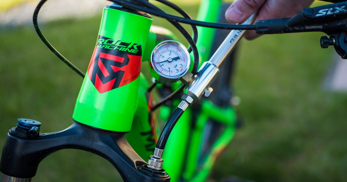 The Best Mountain Bike Shock Pumps