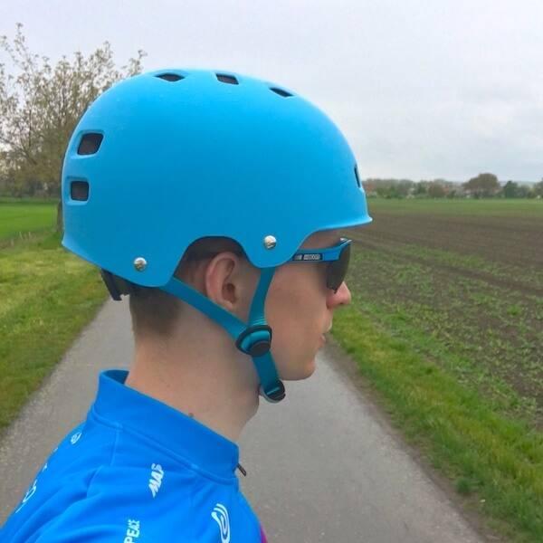 OutdoorMaster Skateboard Helmet Right Side