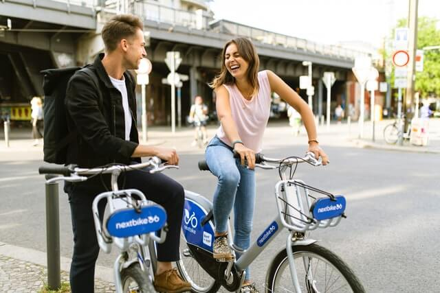 bicycle statistics health benefits