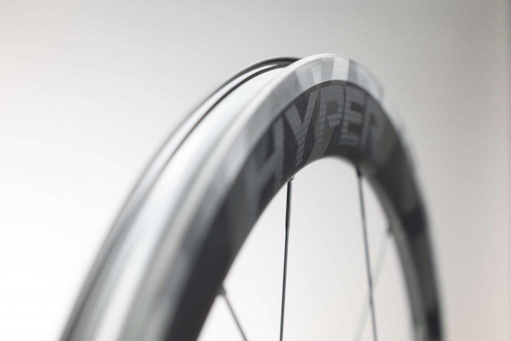 HYPER wheels rim detail