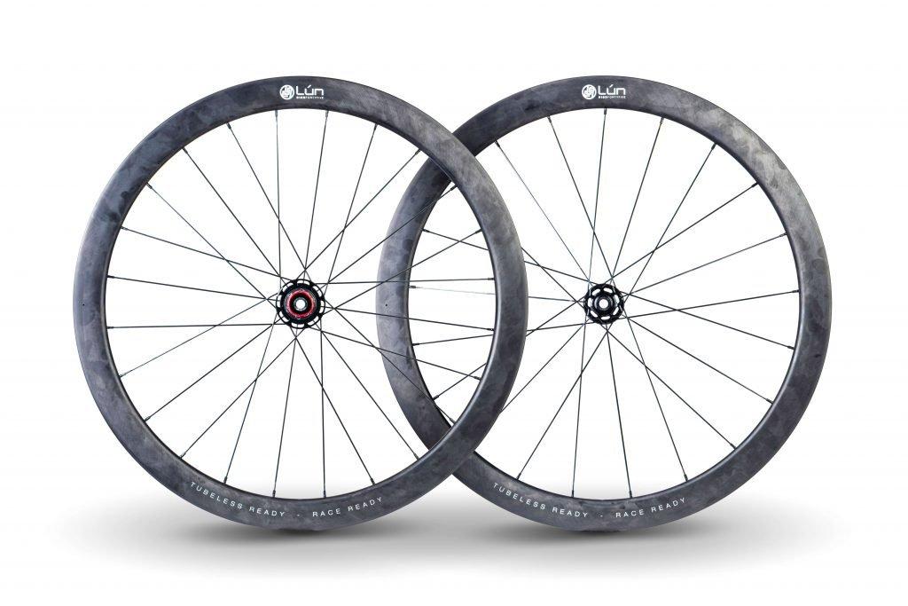 Lún Road Series Disc 45mm wheels
