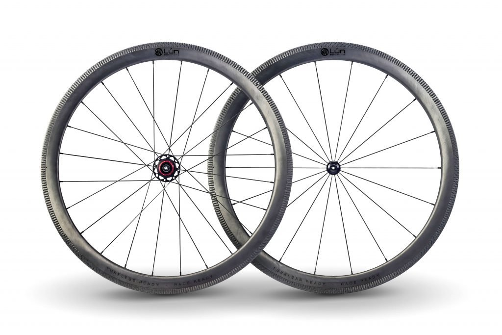 Lún Road Series Rim 45mm wheels