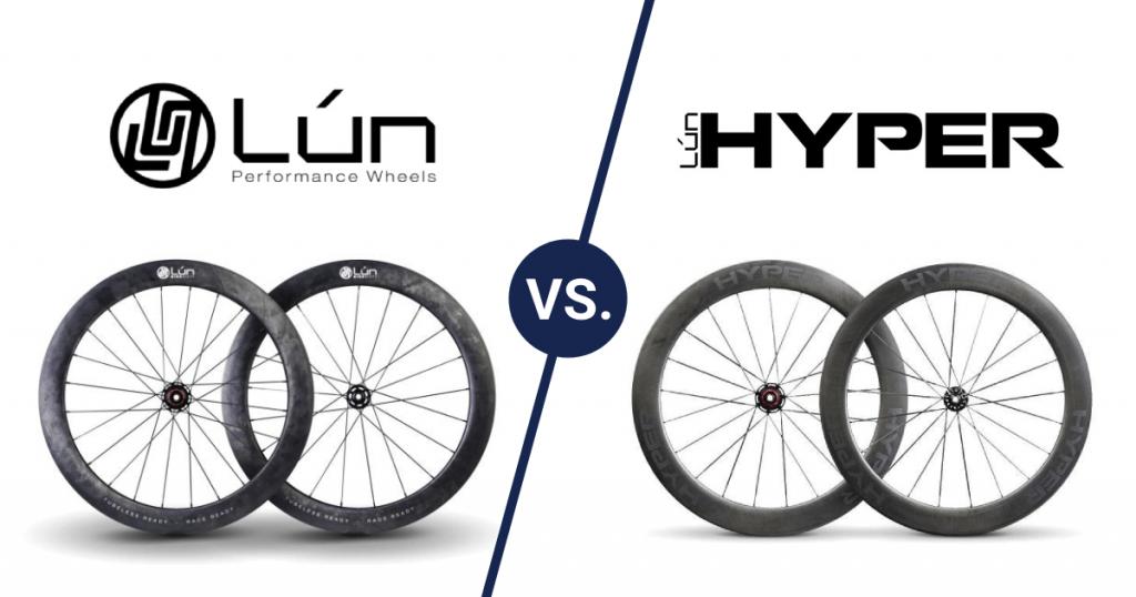 Winspace HYPER vs Lún Road Series Wheels