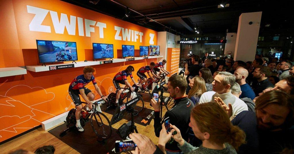 Best Bike Trainers for Zwift