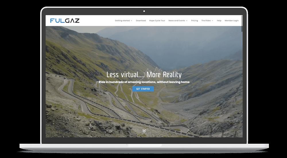 FulGaz Indoor Cycling App
