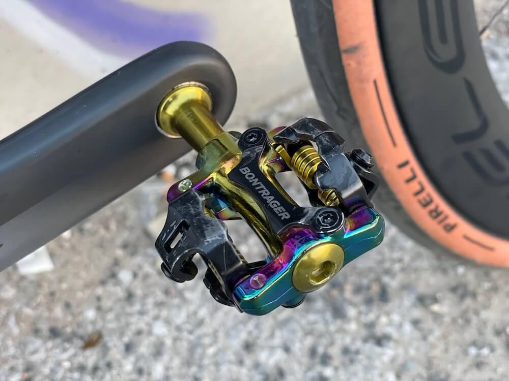YOELEO R9 Bontrager Pedals