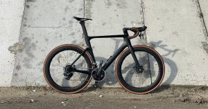 YOELEO R9 Aero Road Bike wtih YOELEO SAT C58 C58 PRO Wheels