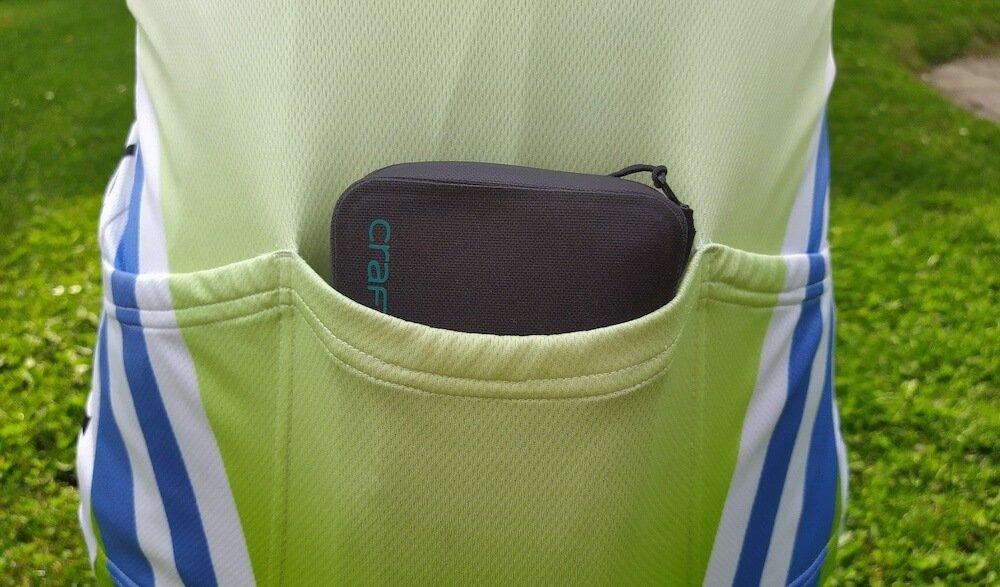 Craft Cadence Essentials Case in jersey pocket