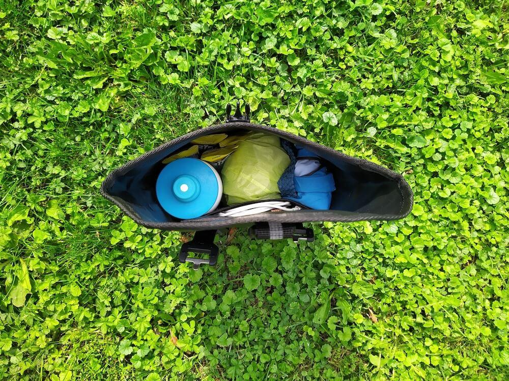 Craft Cadence bag inside