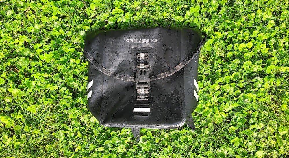 Craft Cadence bag splashed