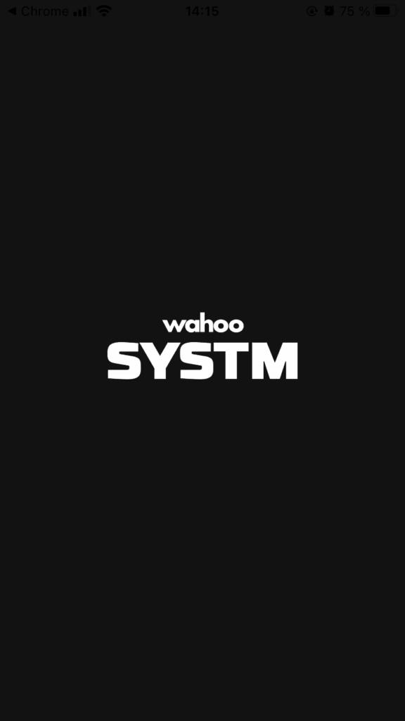 Wahoo SYSTM iOS