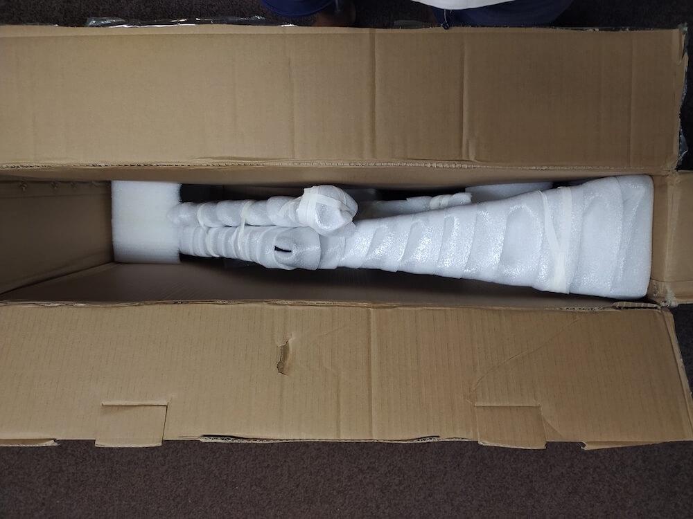 YOELEO R12 in the box
